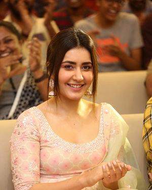 Raashi Khanna - Venky Mama Movie Success Meet Photos | Picture 1709033