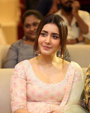 Raashi Khanna - Venky Mama Movie Success Meet Photos | Picture 1709016