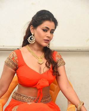 Sneha Gupta At Lighthouse Cine Magic Movie Song Shoot Coverage Photos | Picture 1709821