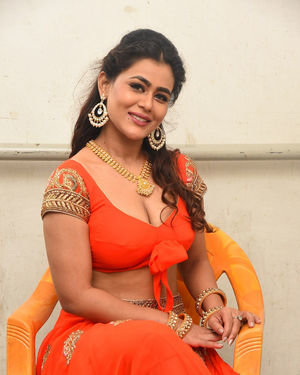 Sneha Gupta At Lighthouse Cine Magic Movie Song Shoot Coverage Photos | Picture 1709829