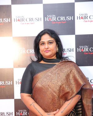 Telugu Bigg Boss Celebs At Salon Hair Crush Launch Photos