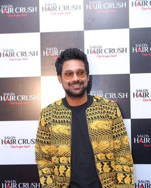 Varun Sandesh - Telugu Bigg Boss Celebs At Salon Hair Crush Launch Photos