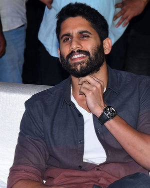 Naga Chaitanya - Venky Mama Movie Vijayotsavam At Guntur Photos