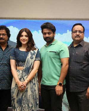 Entha Manchivaadavuraa Movie Press Meet Photos | Picture 1710332