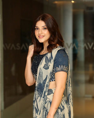 Mehreen Kaur - Entha Manchivaadavuraa Movie Press Meet Photos | Picture 1710266