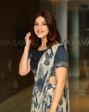 Mehreen Kaur - Entha Manchivaadavuraa Movie Press Meet Photos | Picture 1710264