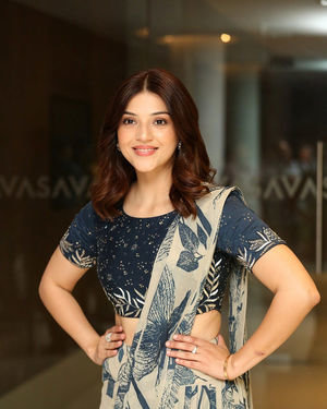 Mehreen Kaur - Entha Manchivaadavuraa Movie Press Meet Photos | Picture 1710268