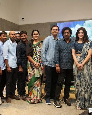 Entha Manchivaadavuraa Movie Press Meet Photos | Picture 1710333