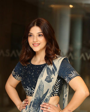 Mehreen Kaur - Entha Manchivaadavuraa Movie Press Meet Photos | Picture 1710270