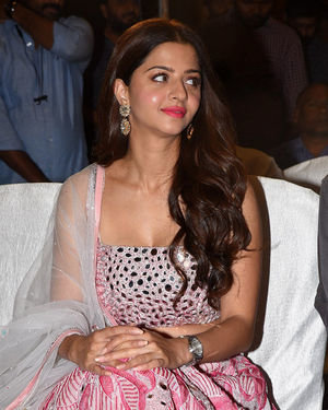 Vedhika Kumar - Ruler Telugu Movie Success Meet Photos | Picture 1710446