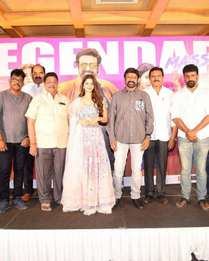 Ruler Telugu Movie Success Meet Photos