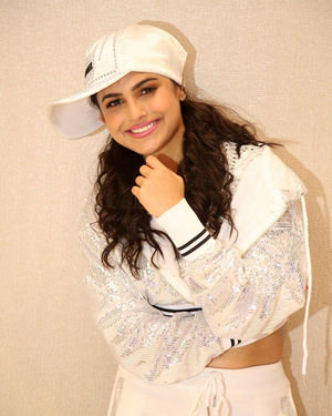 Naina Ganguly - Beautiful Telugu Movie Pre Release Event Photos