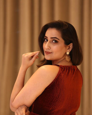 Manjusha - Beautiful Telugu Movie Pre Release Event Photos | Picture 1710882