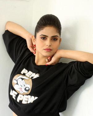 Naina Ganguly - Beautiful Telugu Movie Press Meet Photos | Picture 1711412