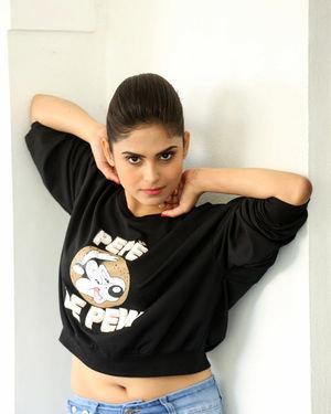 Naina Ganguly - Beautiful Telugu Movie Press Meet Photos | Picture 1711410