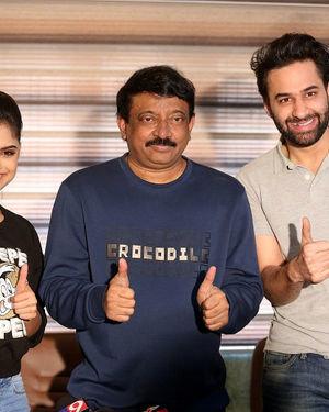 Beautiful Telugu Movie Press Meet Photos
