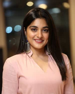 Nivetha Thomas - Brochevarevarura Movie Success Meet