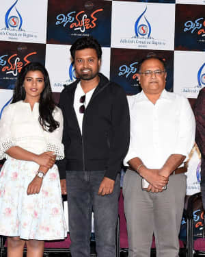 Miss Match Movie Press Meet Photos