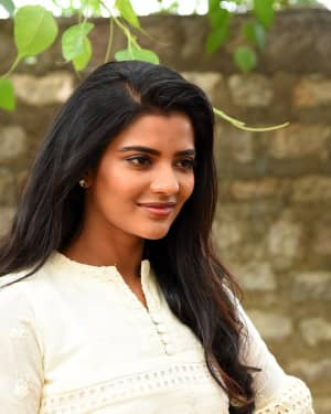 Aishwarya Rajesh - Miss Match Movie Press Meet Photos
