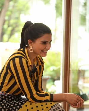 Samantha Akkineni Photos At Oh Baby Interview | Picture 1660204