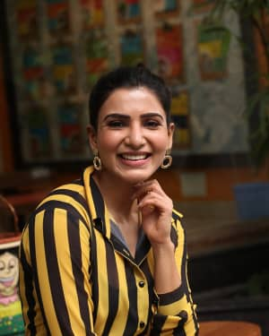 Samantha Akkineni Photos At Oh Baby Interview | Picture 1660193