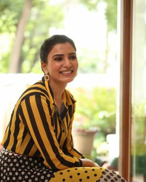 Samantha Akkineni Photos At Oh Baby Interview | Picture 1660202