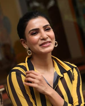 Samantha Akkineni Photos At Oh Baby Interview | Picture 1660191