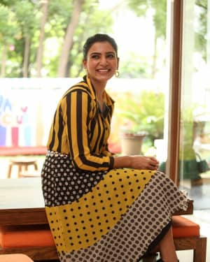 Samantha Akkineni Photos At Oh Baby Interview | Picture 1660203