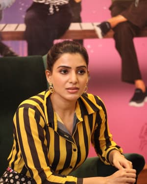 Samantha Akkineni Photos At Oh Baby Interview | Picture 1660211