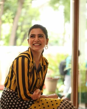 Samantha Akkineni Photos At Oh Baby Interview | Picture 1660200