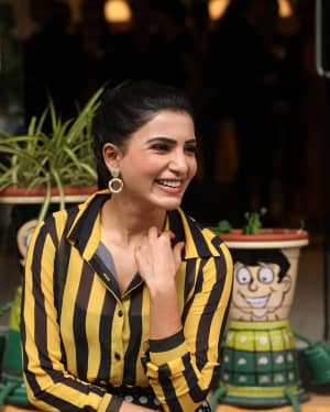 Samantha Akkineni Photos At Oh Baby Interview | Picture 1660194