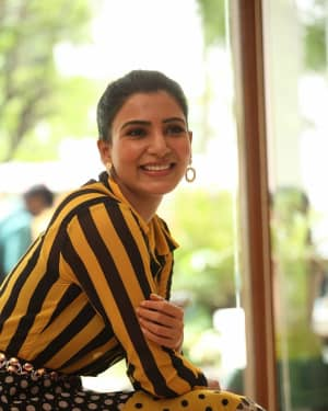 Samantha Akkineni Photos At Oh Baby Interview | Picture 1660198