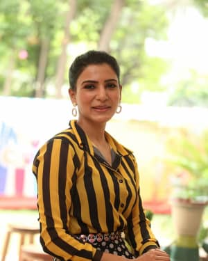 Samantha Akkineni Photos At Oh Baby Interview | Picture 1660206