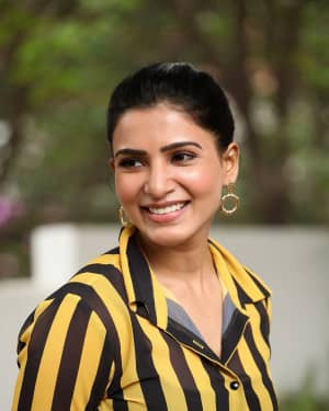 Samantha Akkineni Photos At Oh Baby Interview | Picture 1660214