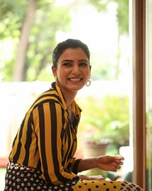 Samantha Akkineni Photos At Oh Baby Interview | Picture 1660201