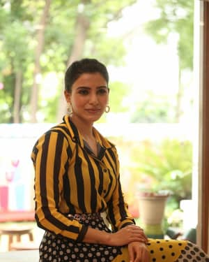 Samantha Akkineni Photos At Oh Baby Interview | Picture 1660205