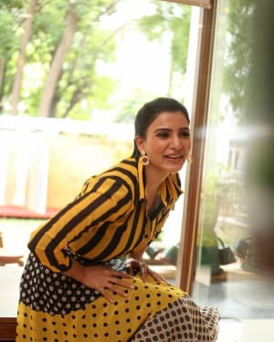 Samantha Akkineni Photos At Oh Baby Interview | Picture 1660207