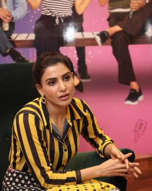 Samantha Akkineni Photos At Oh Baby Interview | Picture 1660209