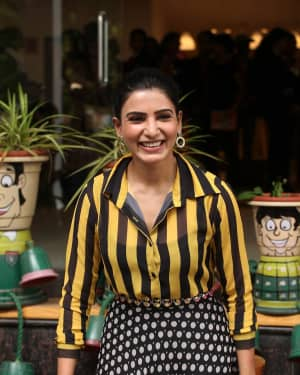 Samantha Akkineni Photos At Oh Baby Interview | Picture 1660195