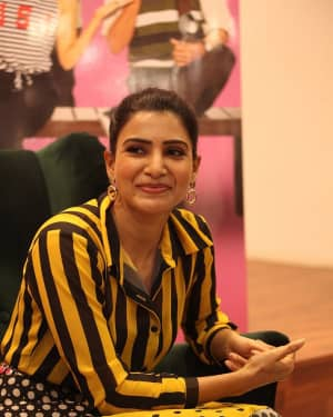 Samantha Akkineni Photos At Oh Baby Interview | Picture 1660212