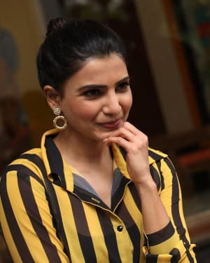 Samantha Akkineni Photos At Oh Baby Interview | Picture 1660192