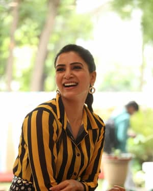 Samantha Akkineni Photos At Oh Baby Interview | Picture 1660199