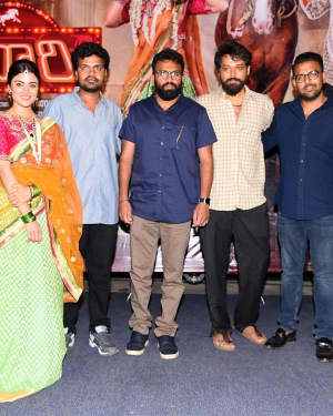 Savaari Movie Teaser Launch Photos
