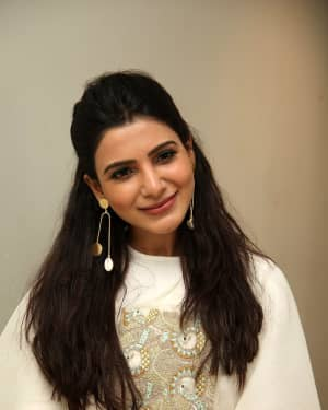 Samantha Akkineni - Oh Baby Telugu Movie Success Meet Photos