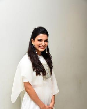 Samantha Akkineni - Oh Baby Telugu Movie Success Meet Photos   Picture 1660755