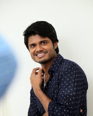 Anand Deverakonda Photos At Dorasani Film Interview | Picture 1661513