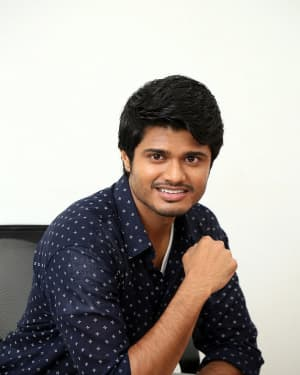 Anand Deverakonda Photos At Dorasani Film Interview | Picture 1661509