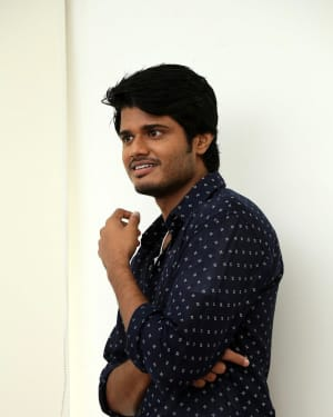 Anand Deverakonda Photos At Dorasani Film Interview | Picture 1661512
