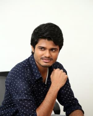 Anand Deverakonda Photos At Dorasani Film Interview | Picture 1661510
