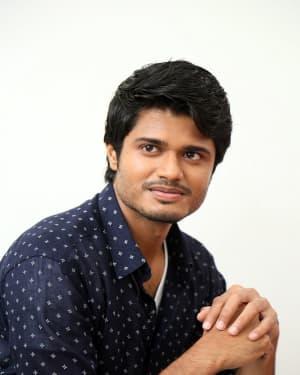 Anand Deverakonda Photos At Dorasani Film Interview | Picture 1661502